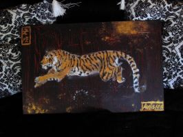 Asian Tiger by balorkin