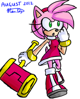 Amy by ClassicMarcy