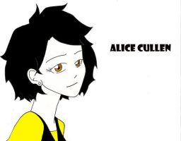 Alice Cullen by wish-u-were-me