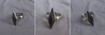 [COMMISSION] Damascus Ring by CountMagnus