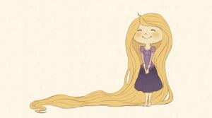 Rapunzel by lagoliver