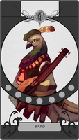 RC: Bard by BloodnSpice