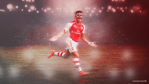 Alexis Sanchez Wallpaper Work by neymarmer