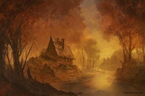 Autumn is Coming by jcbarquet