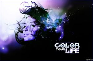 Color Your Life by PixelAnge