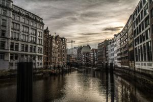 Hamburg by Meduana