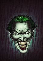 Joker hahaha... ha by spidermanfan2099