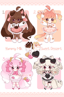 [CLOSED] Milkies and Desserts by Valyriana