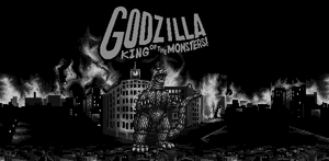 Godzilla Month 2010 '01' by Linkzilla