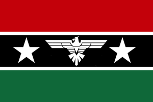 Federation of African Nations Flag (Old) by NRE86