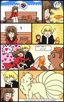 Search for the Fire Stone PART 2 by Yasha-Senpai