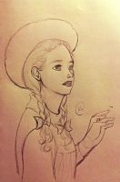 Anne Shirley by SilvianArt