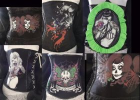 CORSETS WOW by glittersniffer