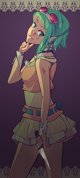 Gumi by japan-air