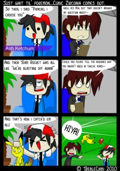 Interview with Ash Ketchum by DukeStewart