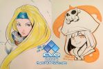 EVO 2014 - 05 - Millia Rage + May by theCHAMBA