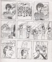 Band of Aledo Comics opener 2 by Texas-Guard-Chic