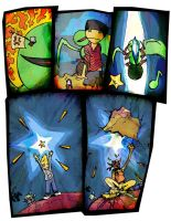 vk032 powerups by raocow