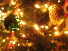 Christmas Tree Background 3 by darlingstock
