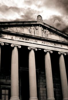 Stambaugh Auditorium by FociFotography