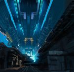 station 012 overpaint 05B by paooo