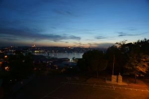 Istanbul - entrance to Halic view by MaxCrandale