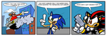 Sonic Sez Watch Your Mouth by JoeyWaggoner