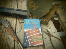 The Patriot's Cookbook by cory27