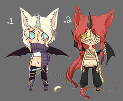 YUKI-JUXI COLLAB AUCTION (CLOSED) by Kiwi-adopts
