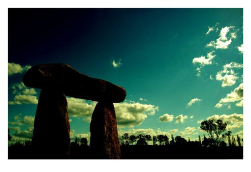 Stone Henge by roofdrop