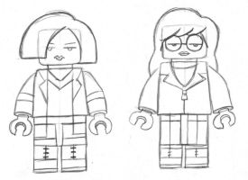 Lego Daria by rongs1234