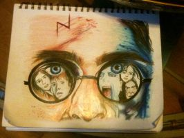 Harry Potter by fearless-art