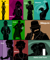 iPods of Detective Conan 6 by Mosflow