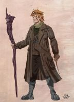 Mad Eye Moody by Alexlapiz