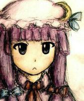 Patchouli Knowledge by puri-purii