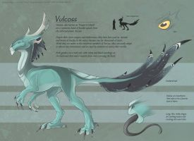 Vulcoss - Species Sheet by Ulario