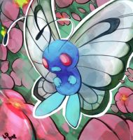 Butterfree by itsa-puck