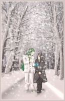 Green Romance by Ergrassa