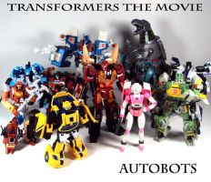 TFTM Autobots by Unicron9