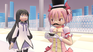 MMD - Thy interest in my safety is quite admirable by ToaJahli