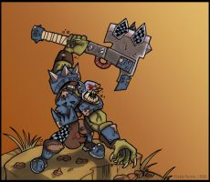 All you need is WAAAGH by frankperrin