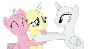 Hugs for an awesome pony! - Base Request 35# by J-J-Bases