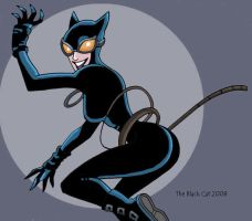 Catwoman by The-BlackCat