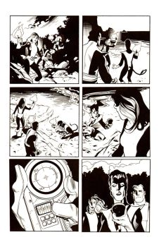X-MEN issue #91 page #6 by Ray-Snyder
