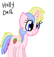 Holly Dash by MMDFantage