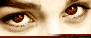 Magnetic Eyes, colorize by xaide89