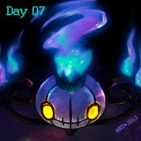Day 07 - Favorite Fire Type by Mikoto-chan