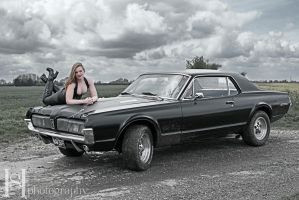 1967 Mercury Cougar by Sato-photography