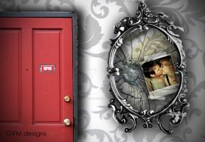 Red Door by gabriellexx