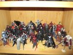 Star Wars Sith Action Figures 1 by DarthVaderXSnips